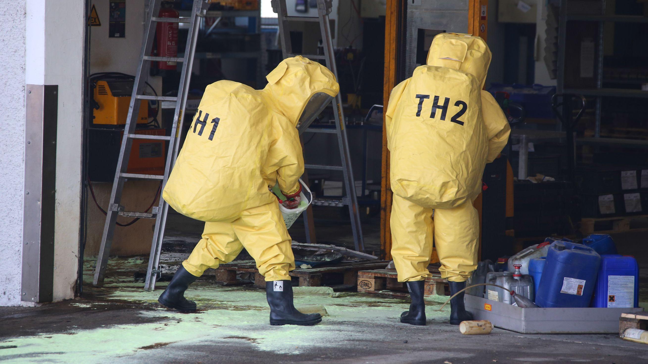 20140904 Gefahrgutaustritt HTR